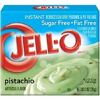 Jello Sugar Free Pistachio Instant Pudding & Pie Filling Mix