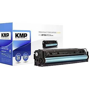 KMP H-T174 Toner cartridge replaced HP 131A, CF212A Yellow 1800 Sides Compatible Toner cartridge