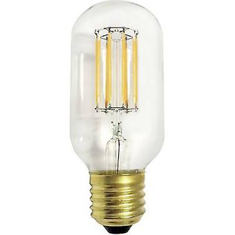 Segula LED (monochrome) EEC A+ (A++ - E) E27 Rod 4.7 W = 35 W Warm white (Ø x L) 45 mm x 112 mm Filament, dimmable 1 pc(s)