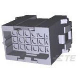 TE połączenia gniazda obudowy - kabel Metrimate łączną liczbę pinów 18 kontakt odstępy: 5 mm 207443-1 1 szt.