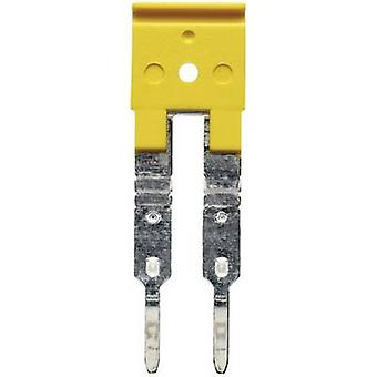 Weidmüller 1608860000-1 ZQV 2.5/2 Compatible with (details): ZDU 2.5, ZDK 2.5..., PDL 4/…, PDU 2.5/4/3/4 TO, PTR 2.5/4..., PDK…