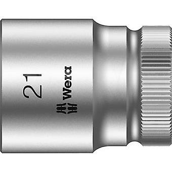 Wera 8790 HMC 05003612001 Hex hoofd Bits 21 mm 1/2 (12,5 mm)
