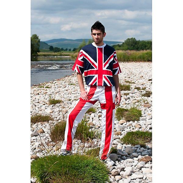Union Jack Wear England St George Trousers