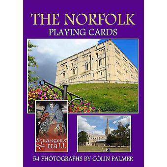 Norfolk joukko 52 + Jokerit pelikortit