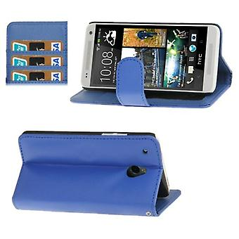 Cell phone case for mobile HTC one mini M4 Blau