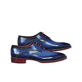 Handcrafted Premium Leather Rudolf N Oxford Shoe