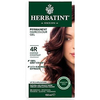 Herbatint, Copper C/Nut Hair Colour 4R, 150ml