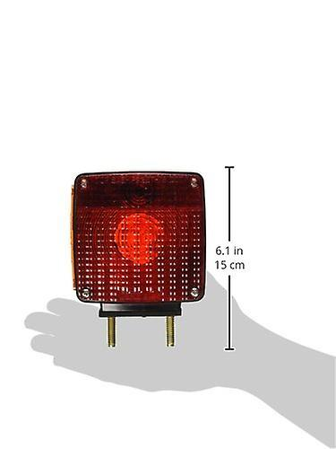 Grote 55420 Two-Stud Light with Pigtail LH