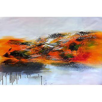 60x90 cm Ölgemälde auf Leinwand
