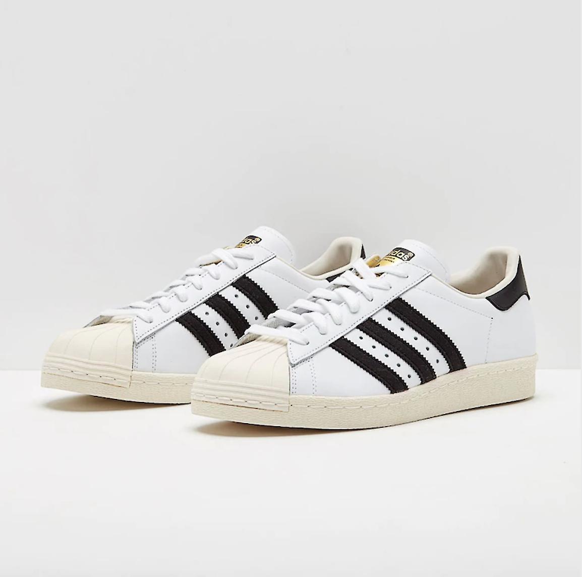 Adidas Superstar 80s G61070 Mens utbildare