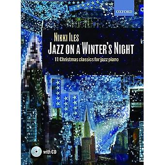 Jazz on a Winter's Night + CD - 11 Christmas Classics for Jazz Piano b