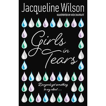 Tytöt kyyneliin Jacqueline Wilson - Nick Sharratt - 9780552557436 B