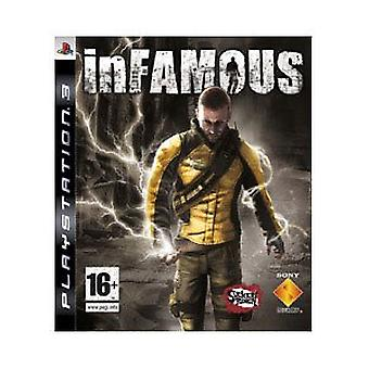 InFamous Special Edition (PS3) - Factory Sealed