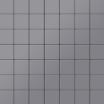 Metall mosaik rostfritt stål legering Attica-S-S-MA