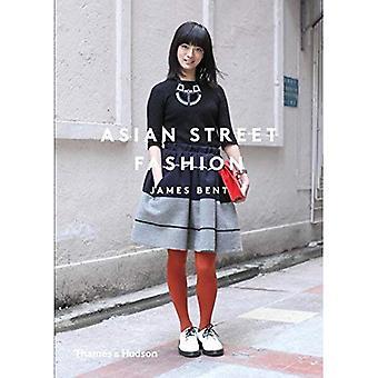 Moda de rua asiática