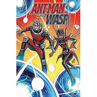 Ant-man And The Wasp: Lost� And Found