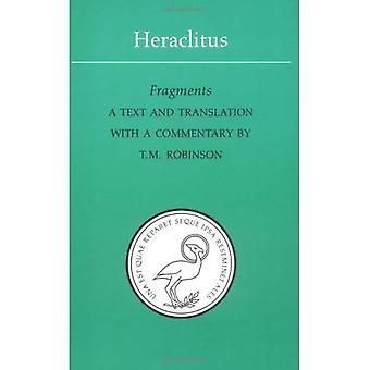 Fragments (Phoenix Supplementary Volumes, XXII; Pre)