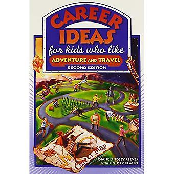 Carrière idées pour enfants qui aiment l'aventure et les voyages