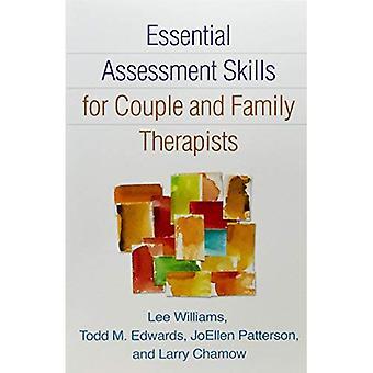 Grundläggande bedömning färdigheter för par och familj terapeuter (den Guilford familjeterapi)