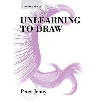 Unlearning to Draw (Learning to See)