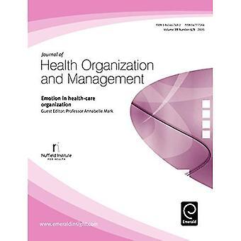 Känslor i hälso-och sjukvård organisation
