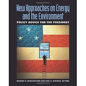 Neue Ansätze für Energie und Umwelt: Politikberatung für den Präsidenten