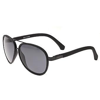 Simplificar Stanford polarizado gafas de sol - negro/negro