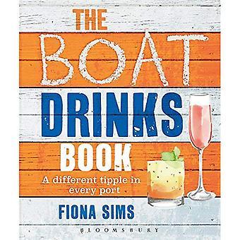 Le livre de boissons bateau: Une boisson différente dans chaque Port