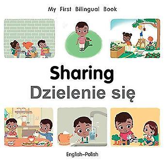 Mijn eerste tweetalige boek-delen (Engels-Pools) (mijn eerste tweetalige boek) [Board boek]