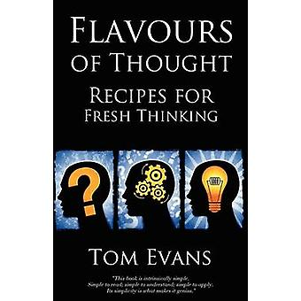Flavours of Thought by Evans & Tom
