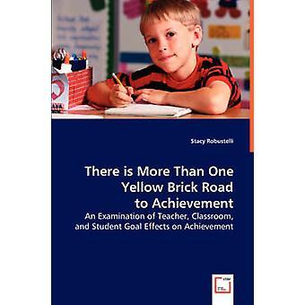 Robustelli & ステイシーによって達成するために複数の黄色いレンガの道があります