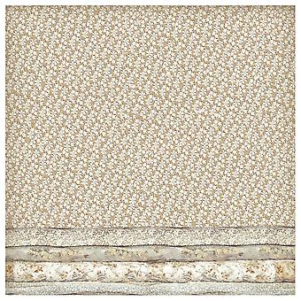 Stamperia Rice Paper Napkin Lace with Bark