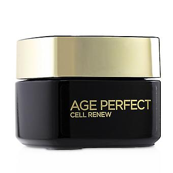 L'oreal Age Perfect Cell Renew Revitalising Day Cream Spf 15 - 50ml/1.7oz
