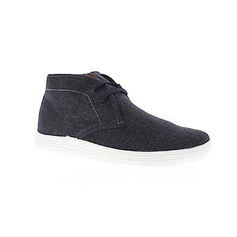 Ben Sherman Payton Chukka  Mens Blue Casual Fashion Sneakers Shoes