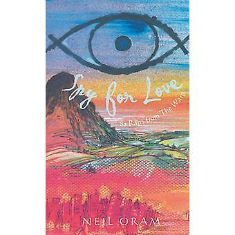 Spy for Love by Neil Oram - 9781840021646 Book