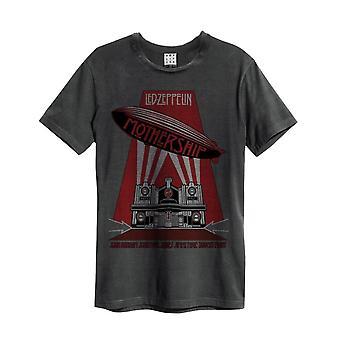 Led Zeppelin Mothership Mens amplifié T Shirt