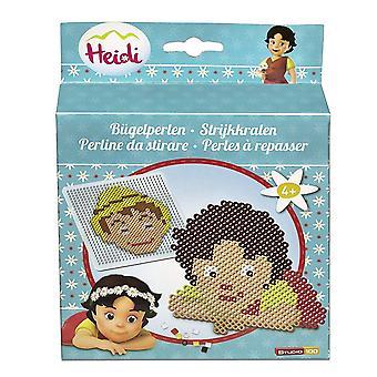 Heidi planchado granos de juguete