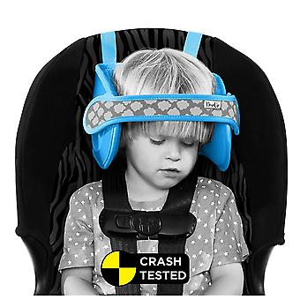 Napup child head support: sleep comfortably on the go (blue)
