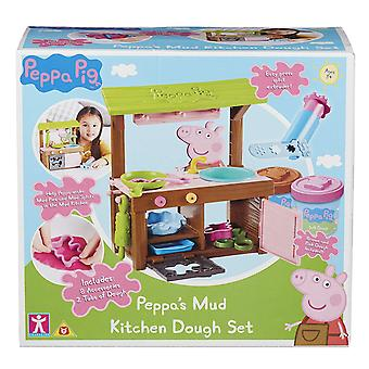 Peppa Pig Mud Küche Teig Set