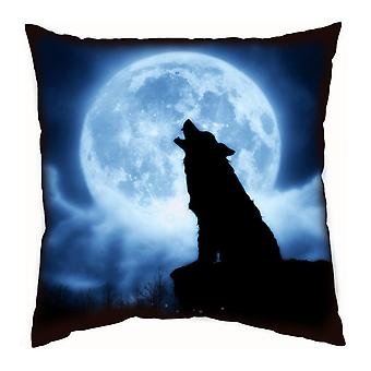 Wild star - cries in the night - cushion cover