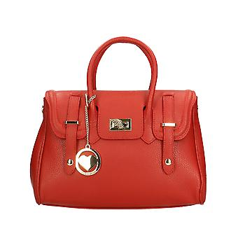 Handväska i läder P8092