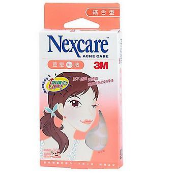 46 pcs 3M Acne Dressing Pimple Stickers Patch (Mix Size)