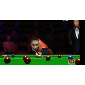 World Snooker Challenge 2005 (PSP)-nytt