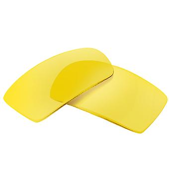 Replacement Lenses for Oakley Canteen 2014 Sunglasses Yellow Anti-Scratch Anti-Glare UV400 by SeekOptics
