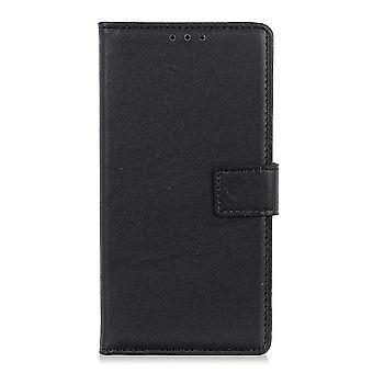 Huawei Mate 30 Pro portafoglio caso pelle-nero