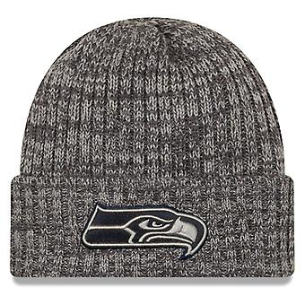 New Era NFL Knit Hat - CRUCIAL CATCH Seattle Seahawks