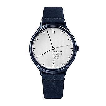 Mondaine Clock Unisex Ref. MH1. L2210. Ld