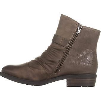 Bare Traps Womens Ysidora Almond Toe Ankle Fashion Boots