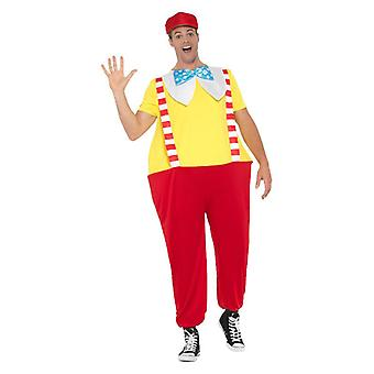 Mens Jolly dello Storybook Fancy Dress Costume