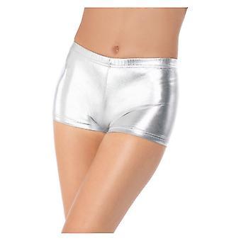 Womens Miss Schleudertrauma Shorts Fancy Dress Zubehör
